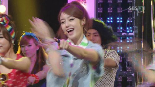 T-ara Roly Poly @ SBS INKIGAYO (07/10)_1