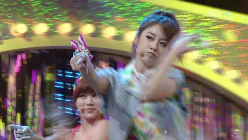 T-ara Roly Poly @ SBS INKIGAYO (07/10)_4