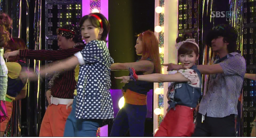 T-ara Roly Poly @ SBS INKIGAYO (07/10)_13