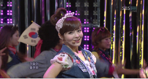 T-ara Roly Poly @ SBS INKIGAYO (07/10)_5