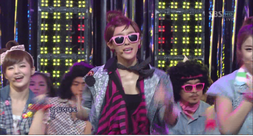 T-ara Roly Poly @ SBS INKIGAYO (07/10)_9