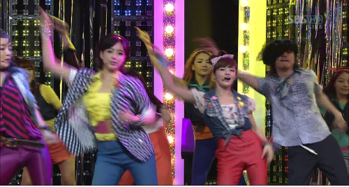 T-ara Roly Poly @ SBS INKIGAYO (07/10)_12