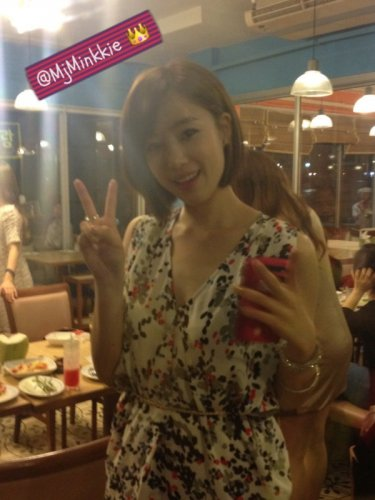 [TIARADIADEM.COM] T Ara At Thai Restaurant (04.10)044