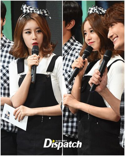 SBS MTV The Show - Jiyeon (09/2015)