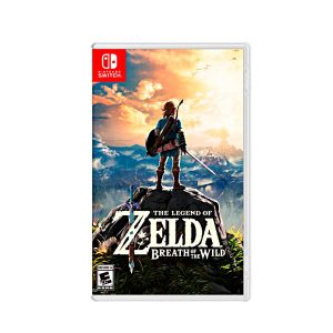 Juego zelda breath of the wild (P/Nintendo Switch)  HAC-P-AAAAA