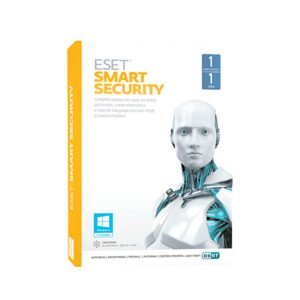 ANTIVIRUS ESET SMART SECURITY 1 USUARIO CAJA