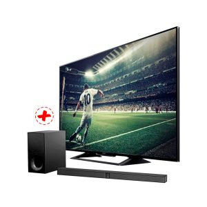 TV SONY LED 60 4K X-Reality PRO Smart KD-60X695E E02290 + E0