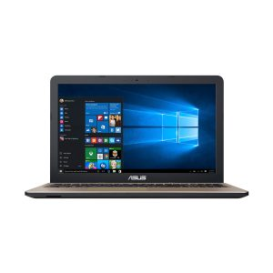 NOTEBOOK ASUS X540MA-GQ030T Intel Celeron N4000 4GB Ram/500GB/W10/15.6UHD/UMA BLACK