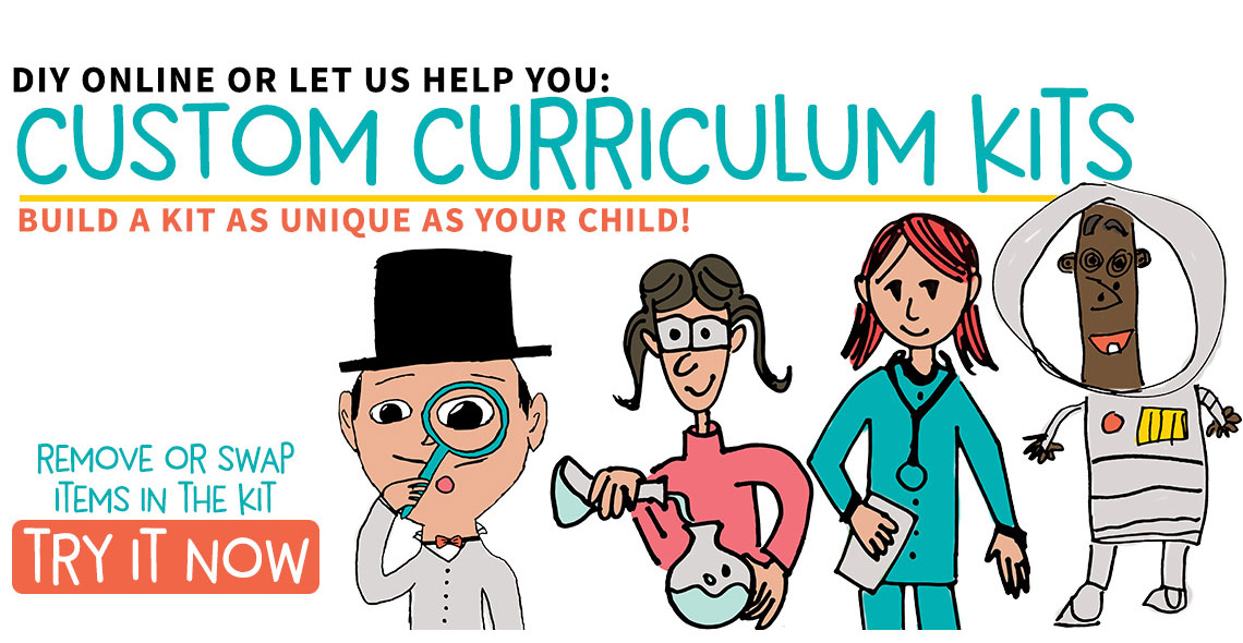 Custom Curriculum Kits