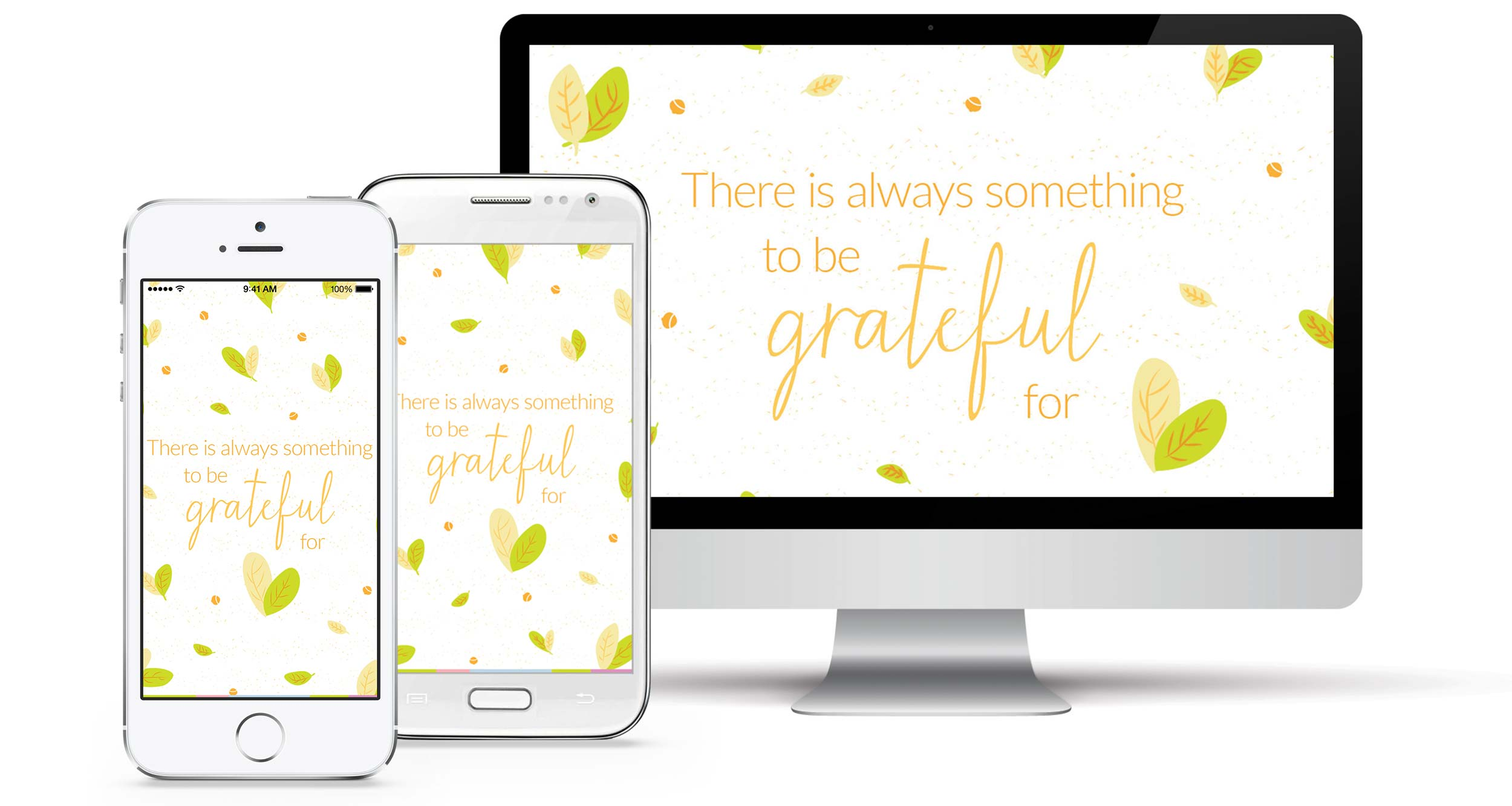 Free Gratitude Wallpaper Tinybeans