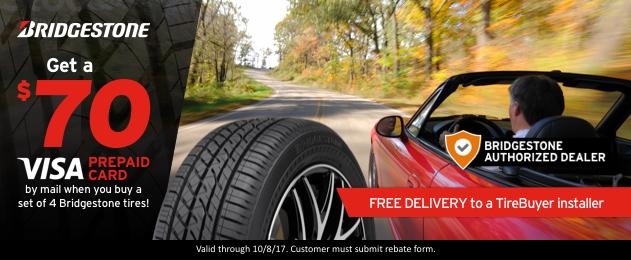 Bridgestone  - Your Journey, Our Passion