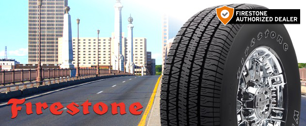 Firestone - Whatever you drive, drive a Firestone