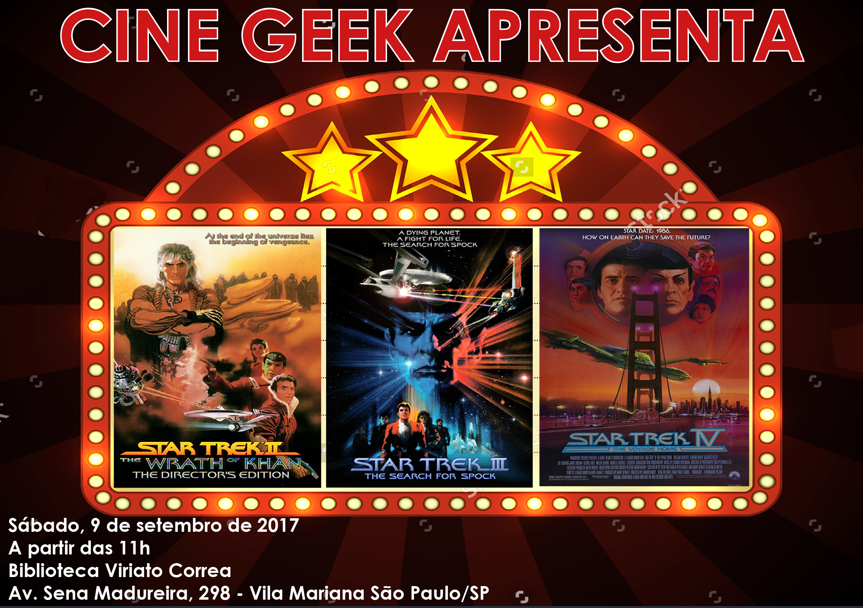 Cine Geek