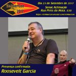 Trekker Con Roosevelt Garcia