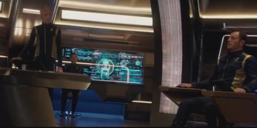 Exploradores - Star Trek Discovery