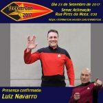 Trekker Con Luiz Navarro