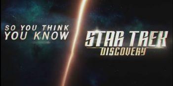 Star Trek Discovery Trivia