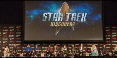 Star Trek Discovery na NYCC