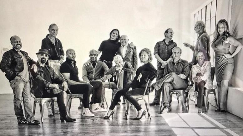 Sessão de fotos da Variety para comemorar os 25 anos de DS9