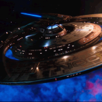 Enfim a USS Discovery