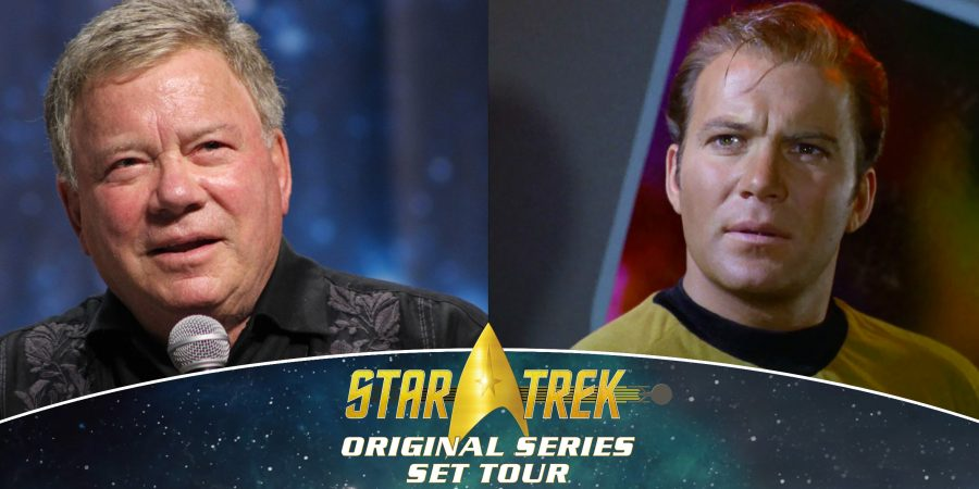 Tour William Shatner