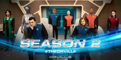 The Orville Renovada para uma Segunda Temporada