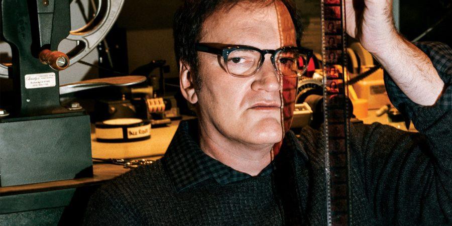 Quentin Tarantino pode dirigir um filme de Star Trek