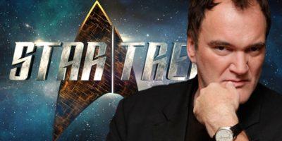 Quentin Tarantino Star Trek 4