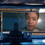 Star Trek Discovery S01E13 What's Past is Prologue - Burnham chama da Charon