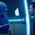 Discovery - Despite Yourself - S01E10 - L'Rell e Tyler na detenção