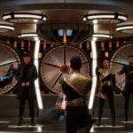 Discovery - Despite Yourself - S01E10 - Sala de transporte da Shenzhou