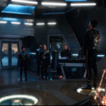 Star Trek Discovery S01E11 The Wolf Inside - Burnham executa Tyler