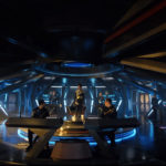 Star Trek Discovery S01E11 The Wolf Inside - Ponte da ISS Shenzhou
