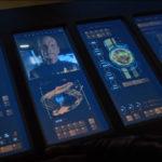 Star Trek Discovery S01E12 Vaulting Ambition - Burnham pede a Saru para levar a Discovery próxima da Charon