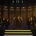Star Trek Discovery S01E12 Vaulting Ambition - Imperatriz na sala do trono