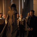 Star Trek Discovery S01E12 Vaulting Ambition - Lorca encarado pela Imperatriz