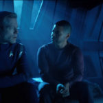 Star Trek Discovery S01E12 Vaulting Ambition - Stamets e Culber conversam na rede micelial