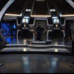 Will You Take My Hand S01E15 - Tripulação da ponte estranha a posturas da capitão