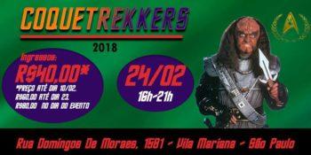 CoqueTrekkers 2018