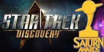 Star Trek Discovery indicado ao Saturn Award