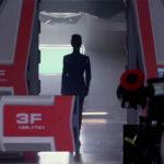 Star Trek Discovery - Segunda Temporada - Michael entrando em aposento na Enterprise