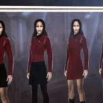 Star Trek Discovery - Segunda Temporada - Uniforme Vermelho