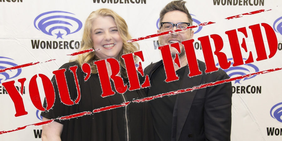 Aaron Harberts e Gretchen Berg foram demitidos de Star Trek Discovery