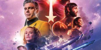 Poster da Segunda Temporada de Star Trek Discovery