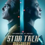 Star Trek: Discovery. Pike e Georgiou