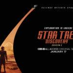 Star Trek Discovery Segunda Temporada Poster Spock