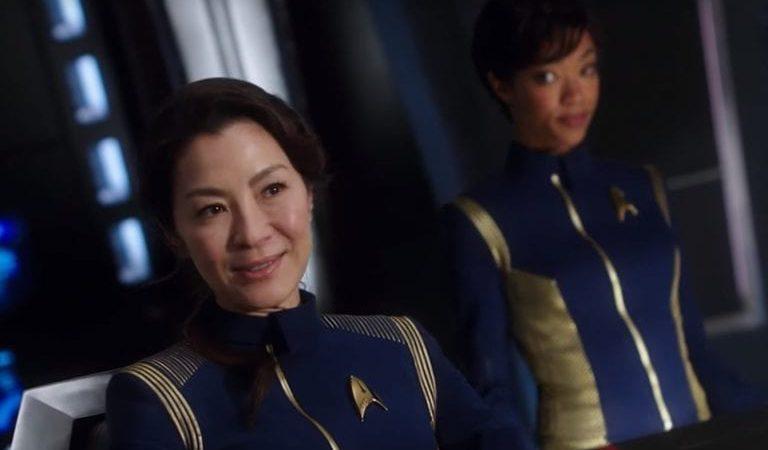 Nova série de Star Trek terá Michelle Yeoh como agente da Seção 31