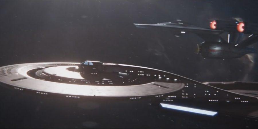 """Such Sweet Sorrow"" - S02E13 - Enterprise e Discovery"