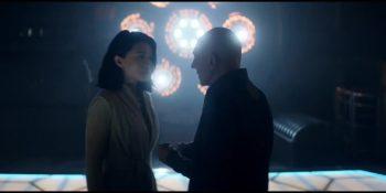 """Star Trek Picard - S01E08 - """"Nepenthe"""""""