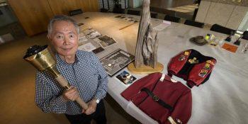 George Takei irá carregar a tocha nas Olimpíadas de Tóquio